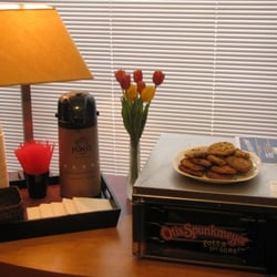 Photo of Sidney Apartments - Seattle, WA, United States. Fresh cookies and  coffee