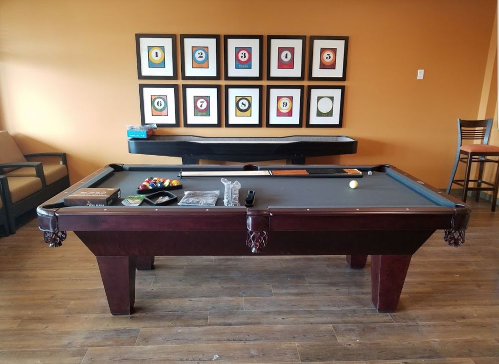 Photos For American Billiards Service Yelp - Us billiards pool table