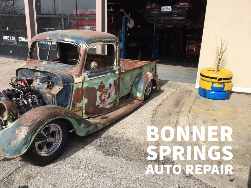 Bonner Springs Auto Repair: 13040 Canaan Center Dr, Bonner Springs, KS