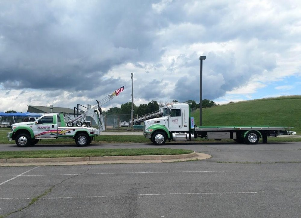 Hart's Automotive & 24Hr Towing: 2365 Mayland Rd, Broadway, VA