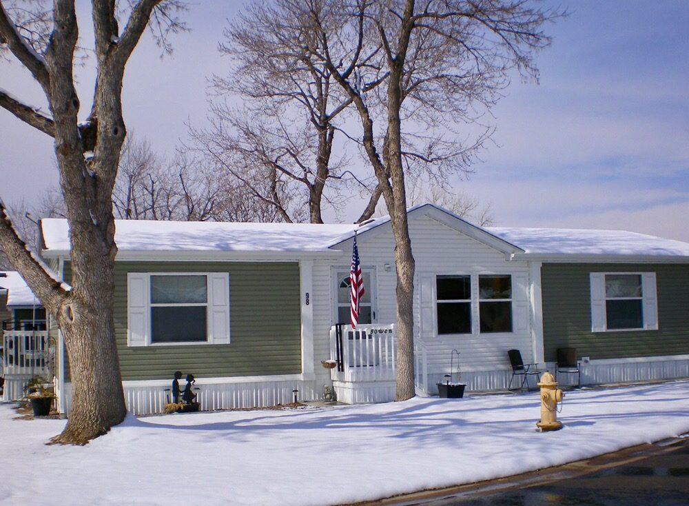 Meadowood Village Mobile Home Park: 6705 S Santa Fe Dr, Littleton, CO
