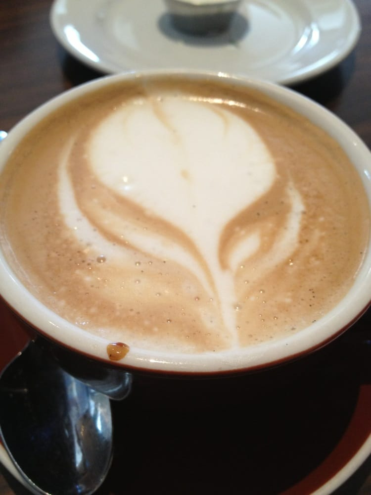 Free vanilla bourbon latte with a review yelp for Kitchen 24 west hollywood