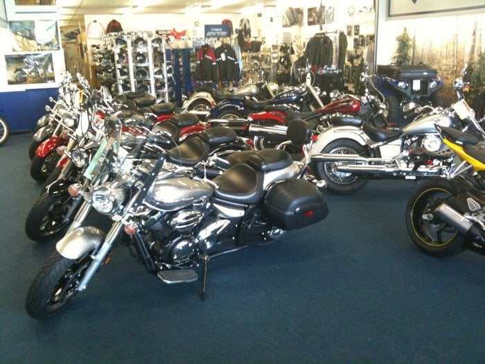 Midway yamaha motorcycle dealers 3254 manchester rd for Yamaha phone number