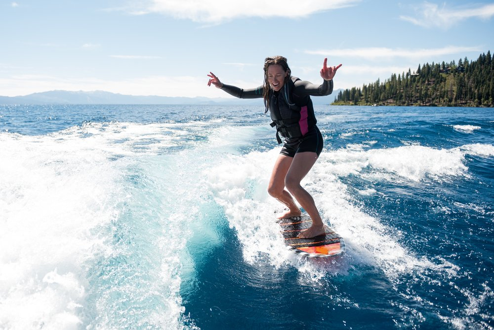 Social Spots from Action Water Sports of Incline Village