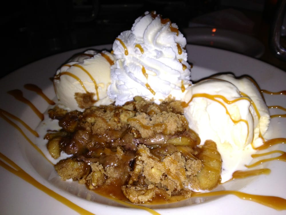 Photo Of The Cheesecake Factory Irvine Ca United States Warm Apple Crisp