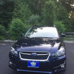 Photo Of World Subaru Tinton Falls Nj United States Our S Consultant