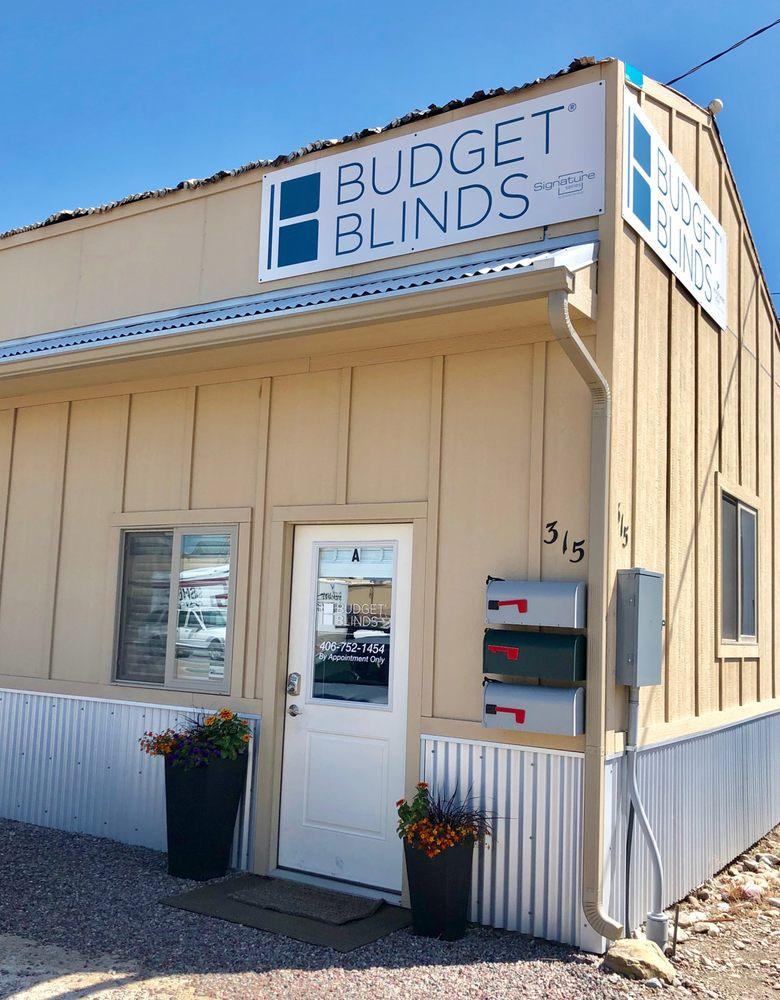 Budget Blinds serving Kalispell: 315 E Center St, Kalispell, MT