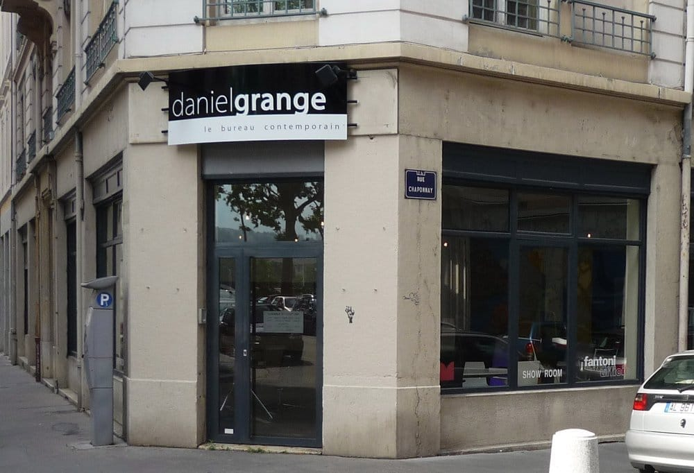Le Bureau Contemporain : Daniel grange le bureau contemporain geschlossen möbel rue