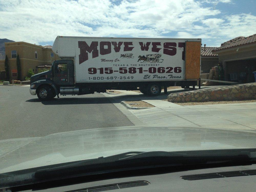 Move West: 4949 Osborne Dr, El Paso, TX