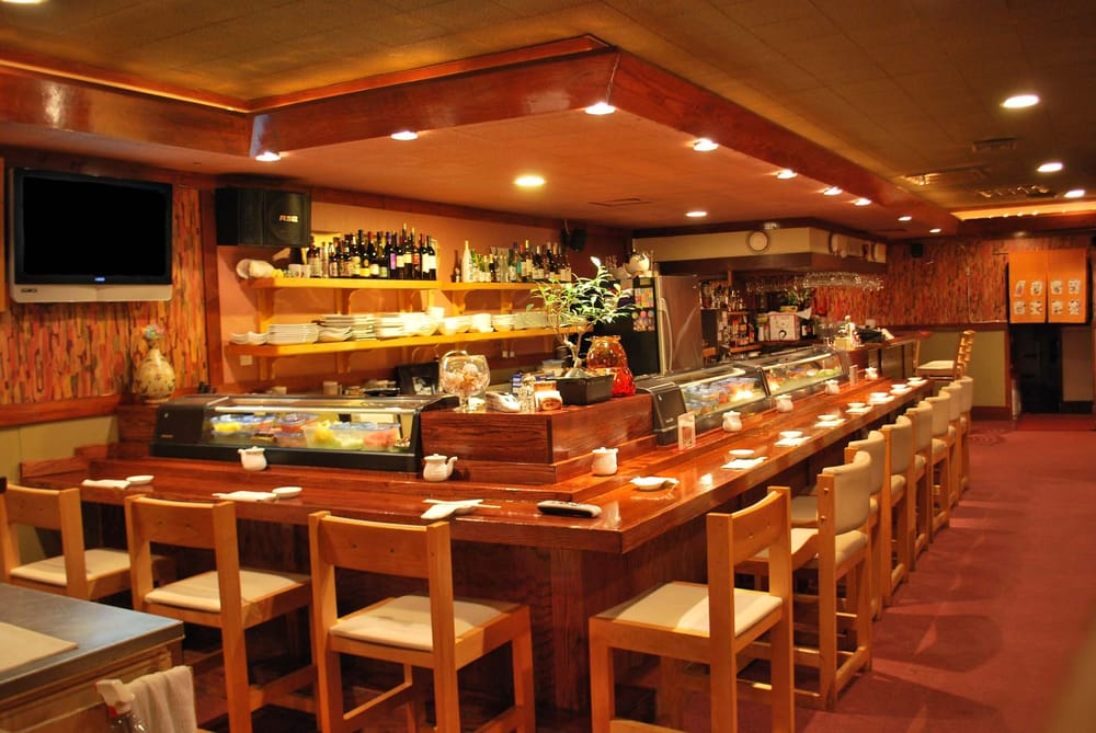 Sushi Bar Near My Location
