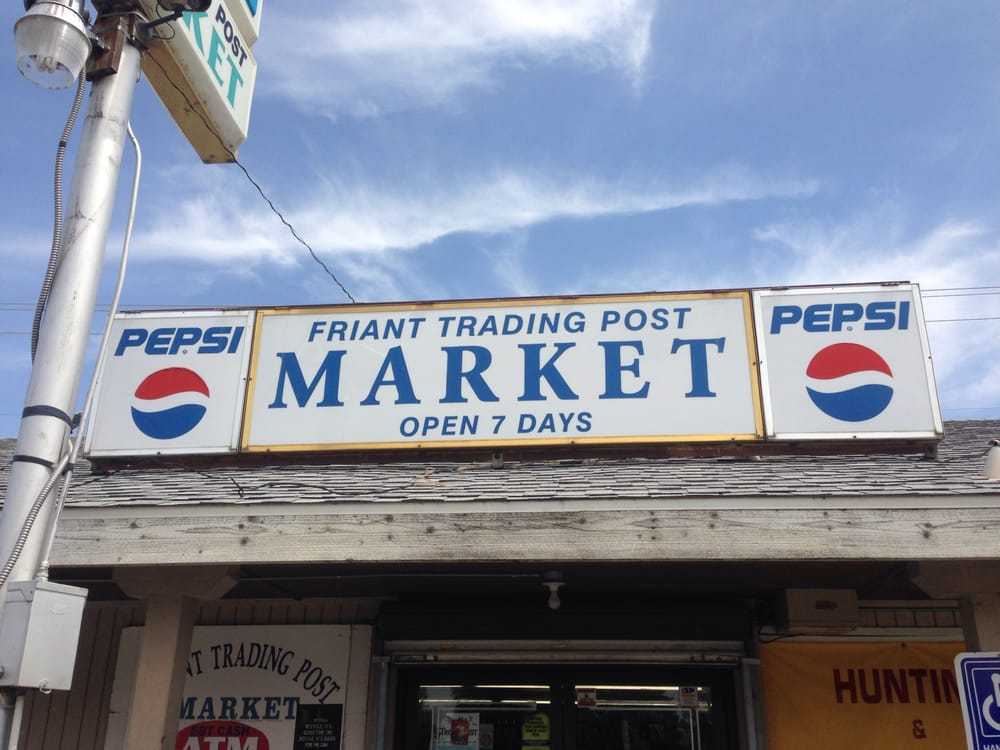 Friant Trading Post: 17142 N Friant Rd, Friant, CA