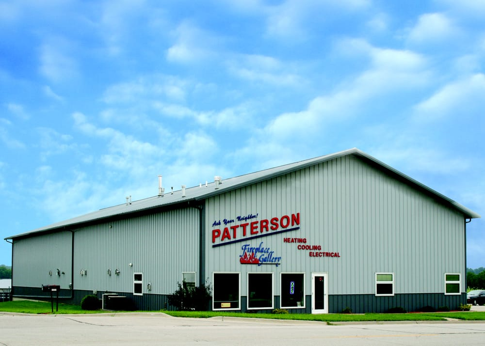 Patterson Comfort & Safety: 1060 Cedar Cross Rd, Dubuque, IA