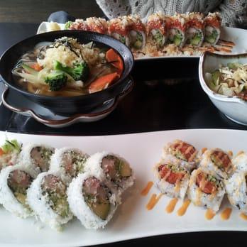 Dake Japanese Fusion Restaurant Kitchener Menu