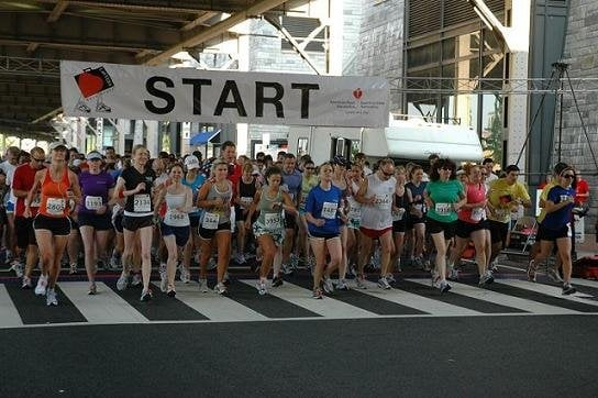 American Heart Association Lawyers Have Heart 10K