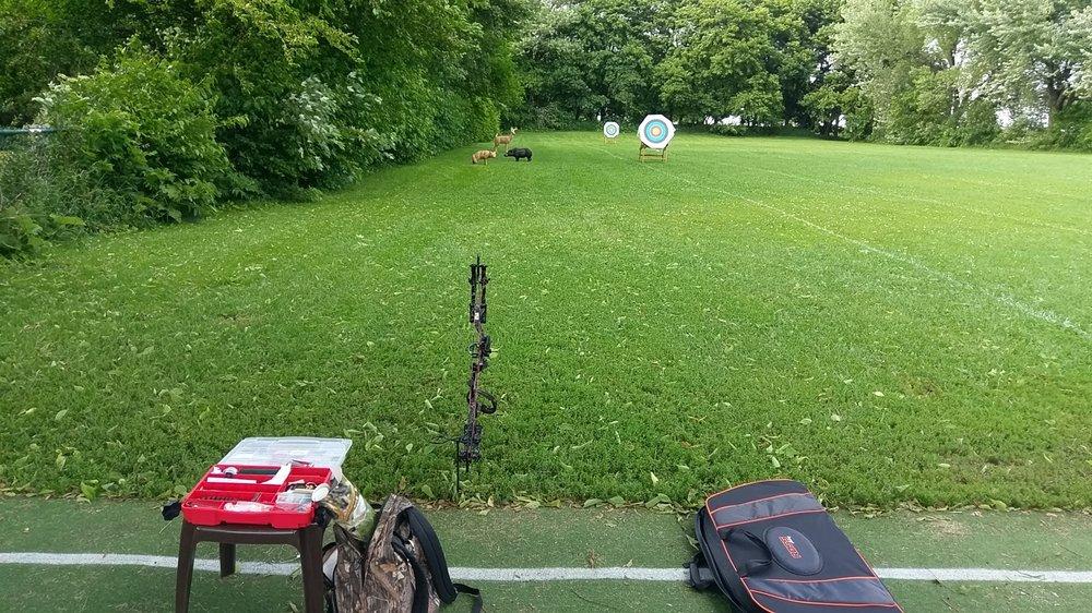 North Side Archery Club: 2 W Belmont Harbor Dr, Chicago, IL
