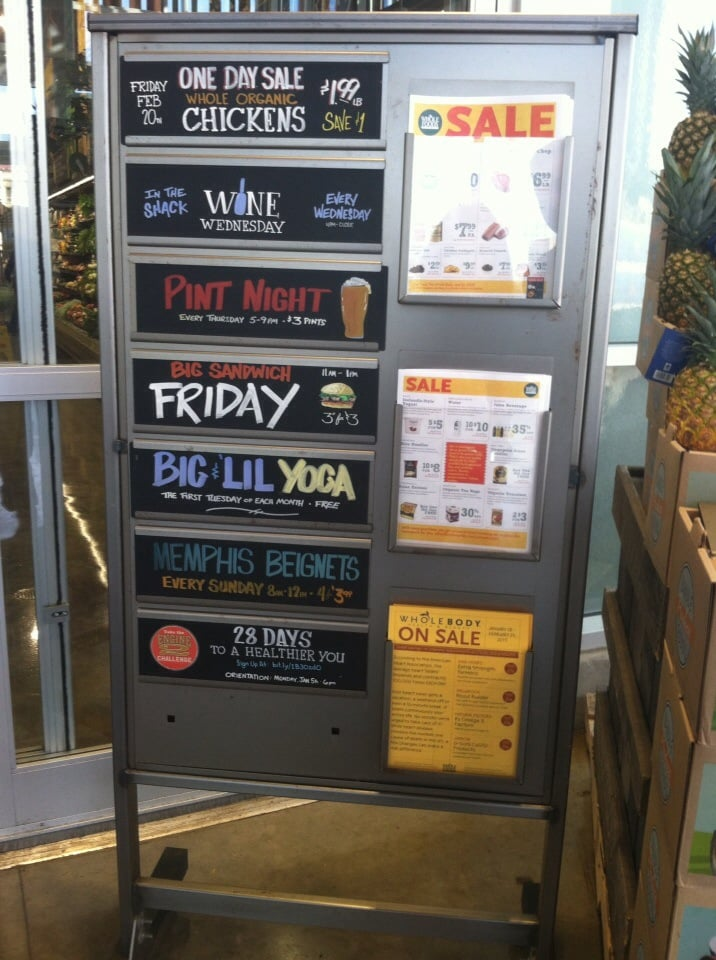 Whole Foods Weekly Ad Memphis