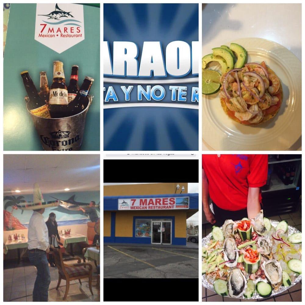 Mariscos  Mares Mexican Restaurant Las Vegas Nv