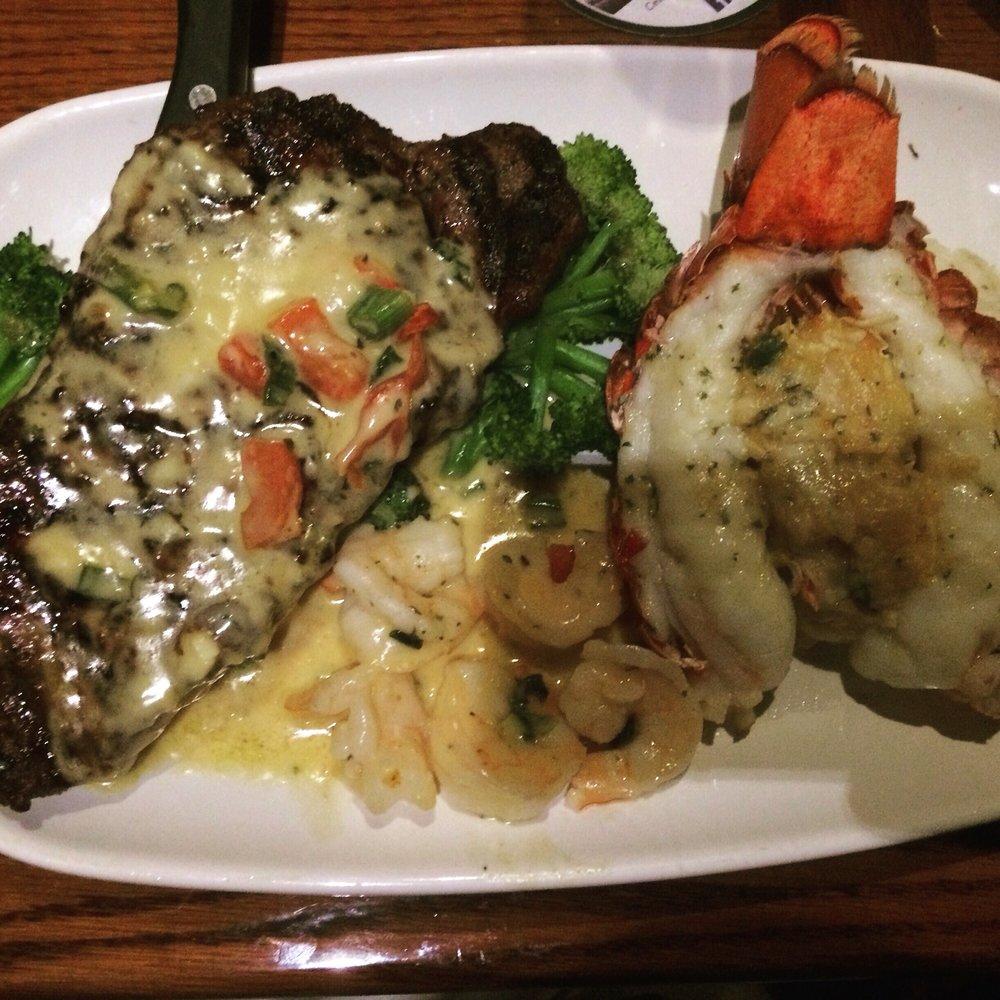 Steak lobster crab - Yelp