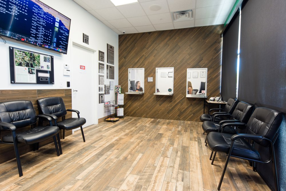 The Dispensary: 50 N Gibson Rd, Henderson, NV