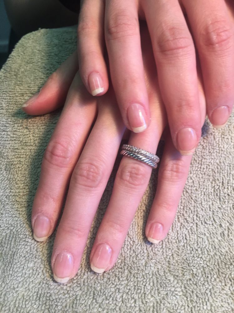 My nails are AMAZING thanks to Green\'s magic! Nobody believes I used ...