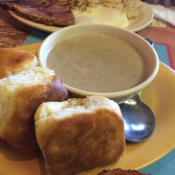 Photo Of J Restaurant Alma Ar United States Yummy Biscuits