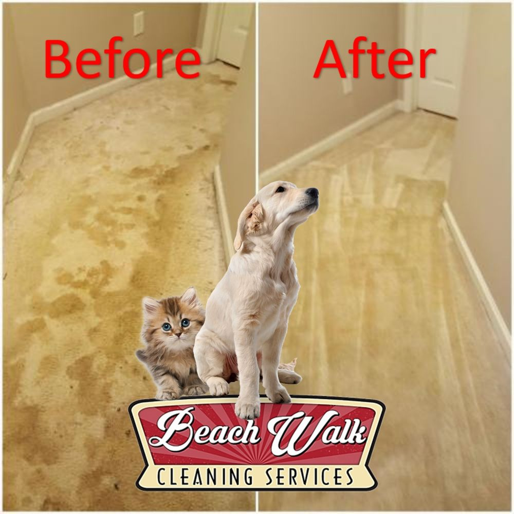 Beach Walk Cleaning Services