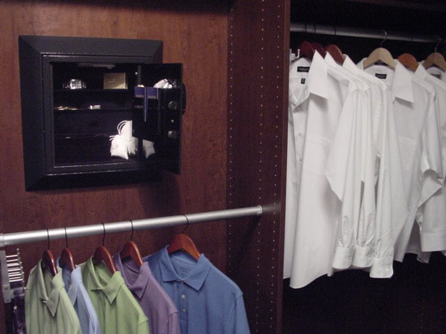 Photo Of DigitalSafe   Denver, CO, United States. Closet Factory Showroom   Displaying