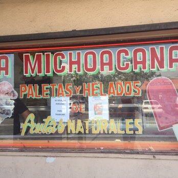 La Michoacana Paleteria Y Neveria 113 Photos 75 Reviews