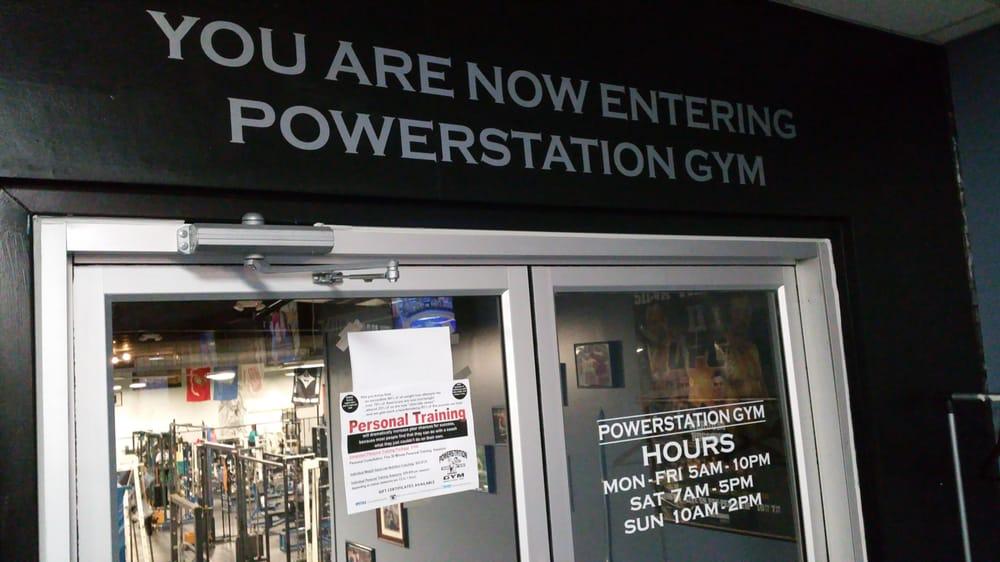 Powerstation Gym: 4343 S Dixie Hwy, Franklin, OH