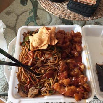 Chinese Food Winthrop Me