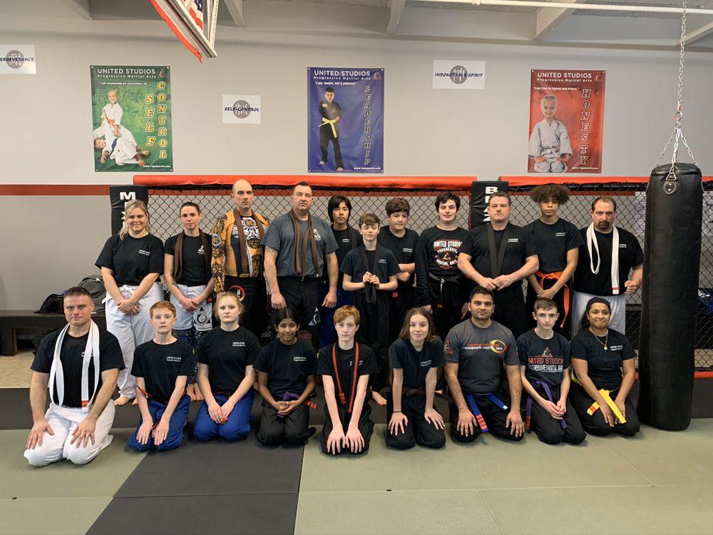 United Studios Progressive Martial Arts