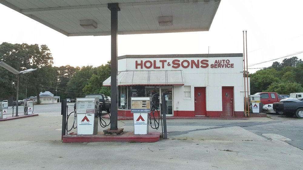 Holt and Sons: 320 S Salem St, Apex, NC