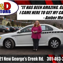 Buy Here Pay Here Md >> D D Motors Used Car Dealers 19521 New Georges Creek Rd