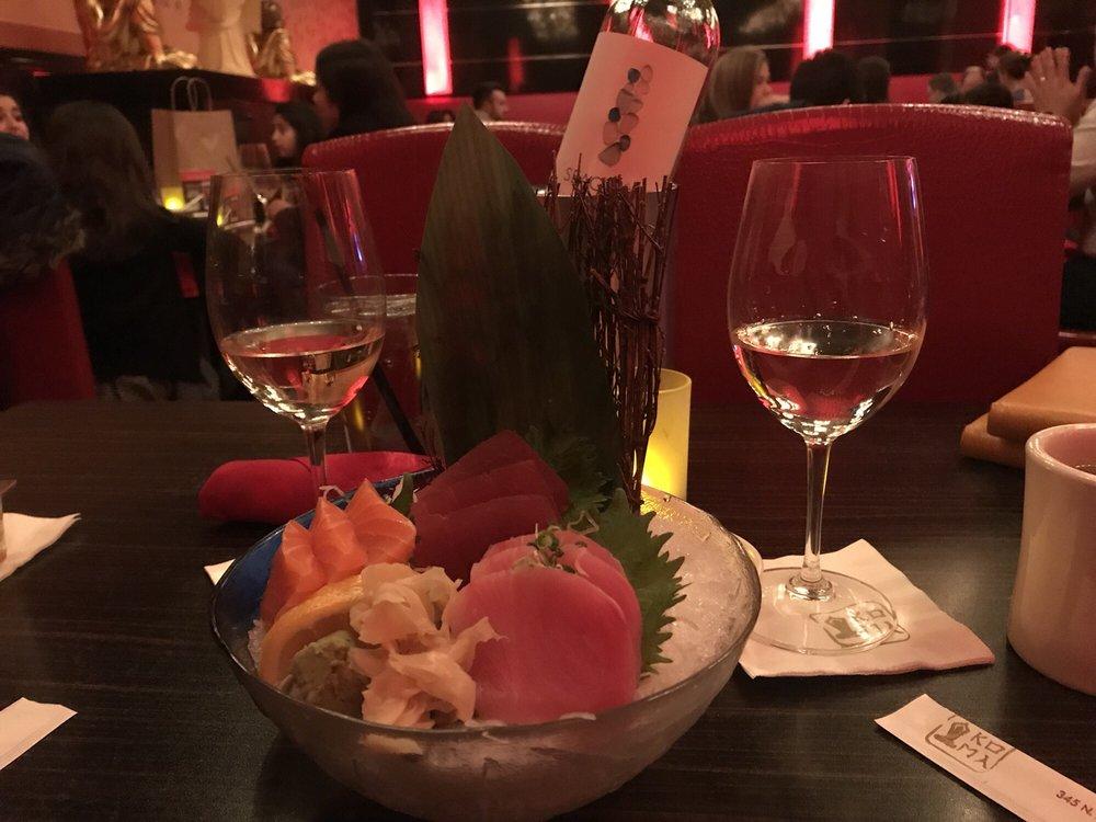 Koma Hibachi & Sushi
