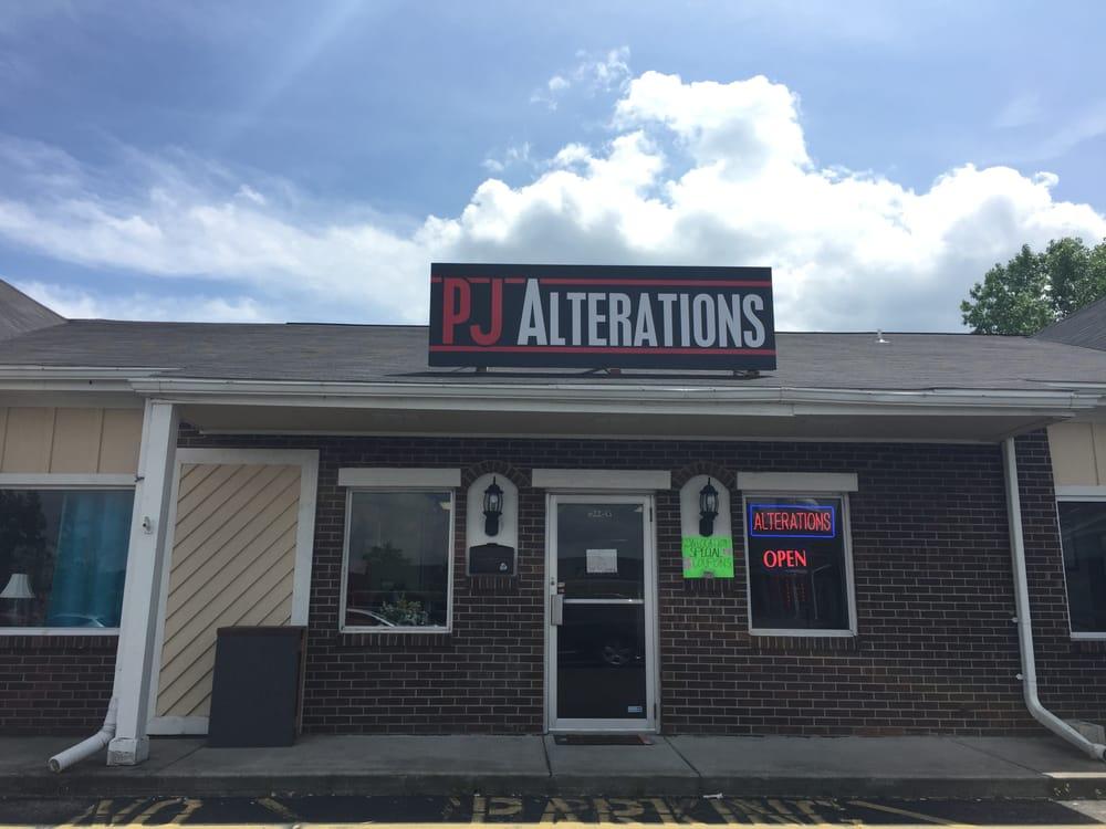 Pj Alterations: 614 S Range Line Rd, Carmel, IN