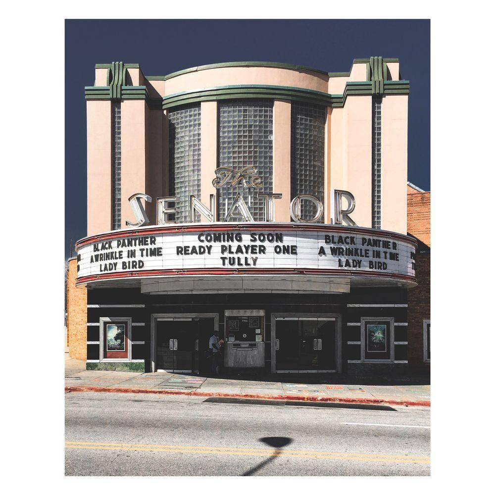 The Senator Theatre