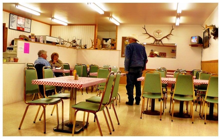 Elkhorn  Cafe: 314 Pacific Ave, Medora, ND