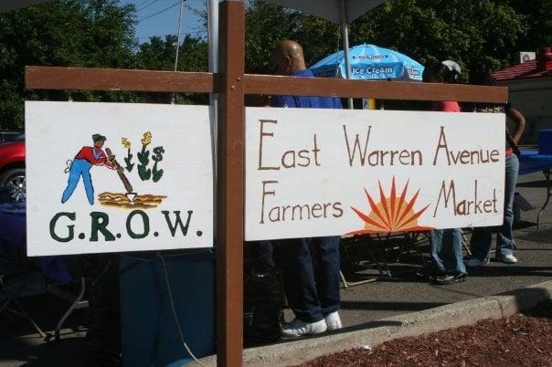 East Warren Avenue Farmer's Market: 16835 E Warren Ave, Detroit, MI