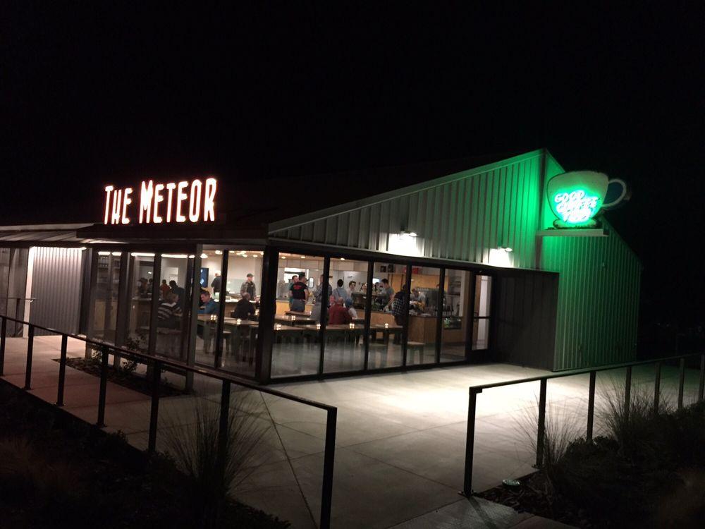 The Meteor: 401 SE D St, Bentonville, AR
