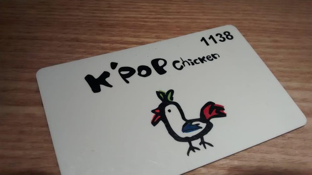 K'pop Chicken
