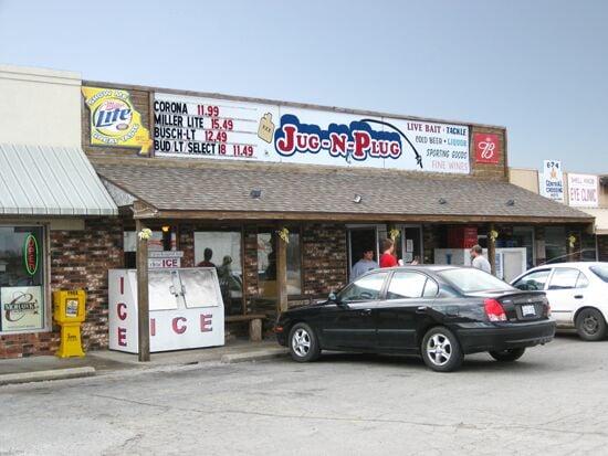 Jug N Plug: 24863 State Highway 39, Shell Knob, MO