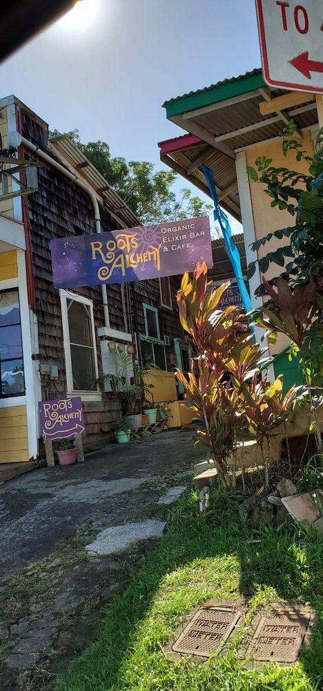 Roots Alchemy: 55-3406 Akoni Pule Hwy, Hawi, HI