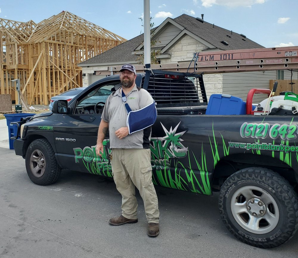 Point Blank Pest Solutions: 220 Holman Path, Hutto, TX