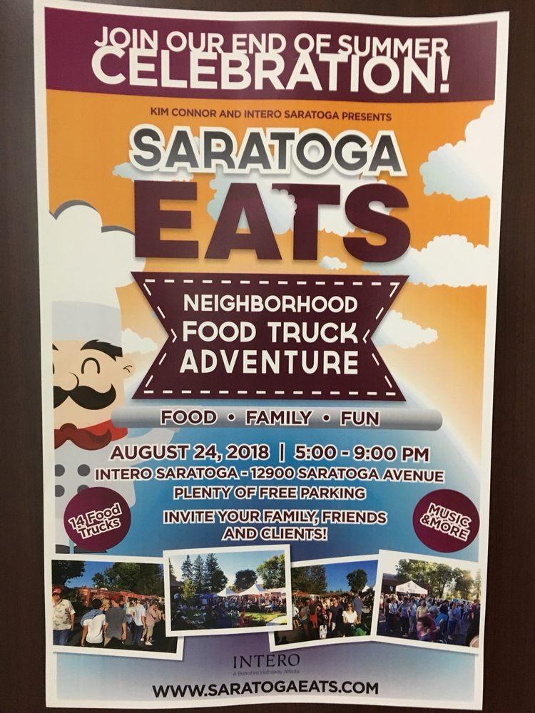 Saratoga Eats