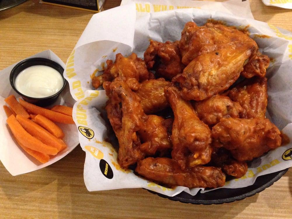 Available on mobile devices via the Blazin' Rewards App, the game is free to enter each week and offers multiple chances to win prizes such as free wings for a year, Buffalo Wild Wings Gift Cards, Blazin' Reward Points, and more. Overall, there will be a total of winners every week through the .