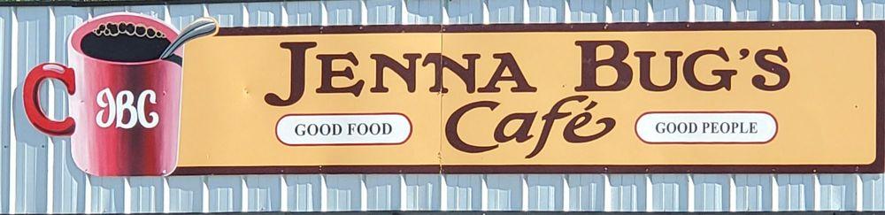 Jenna Bugs Cafe: 421 W Elizabeth St, Clinton, NC