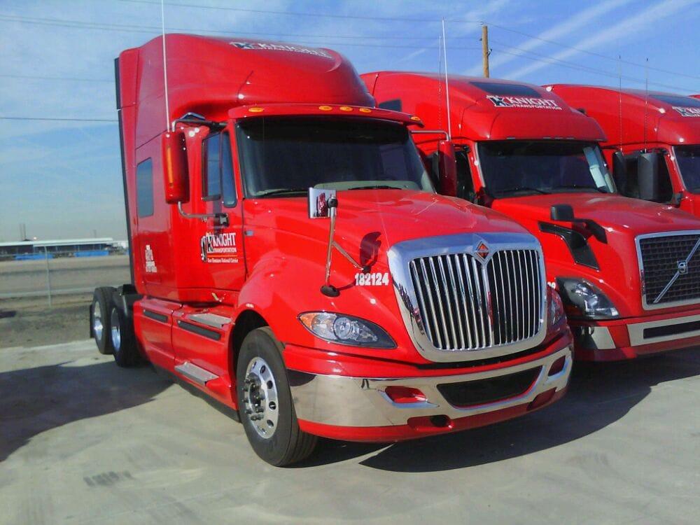 Knight Transportation: 4450 S Blackstone St, Tulare, CA