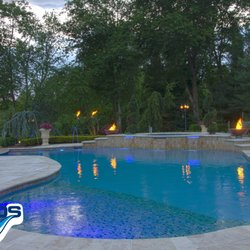 Swimming Pool Designs NJ - 19 Photos - Landscaping - 4 Shirley Ter ...