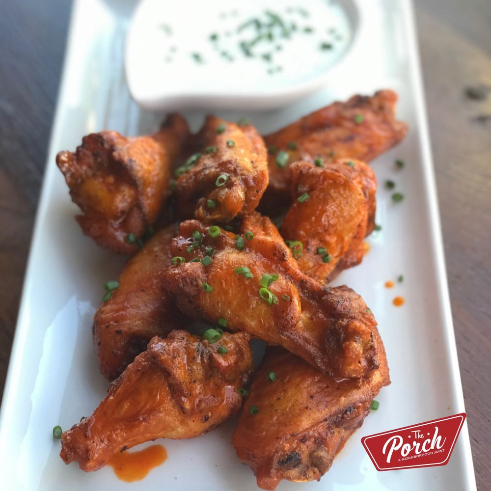 Twice Cooked Chicken Wings - Yelp