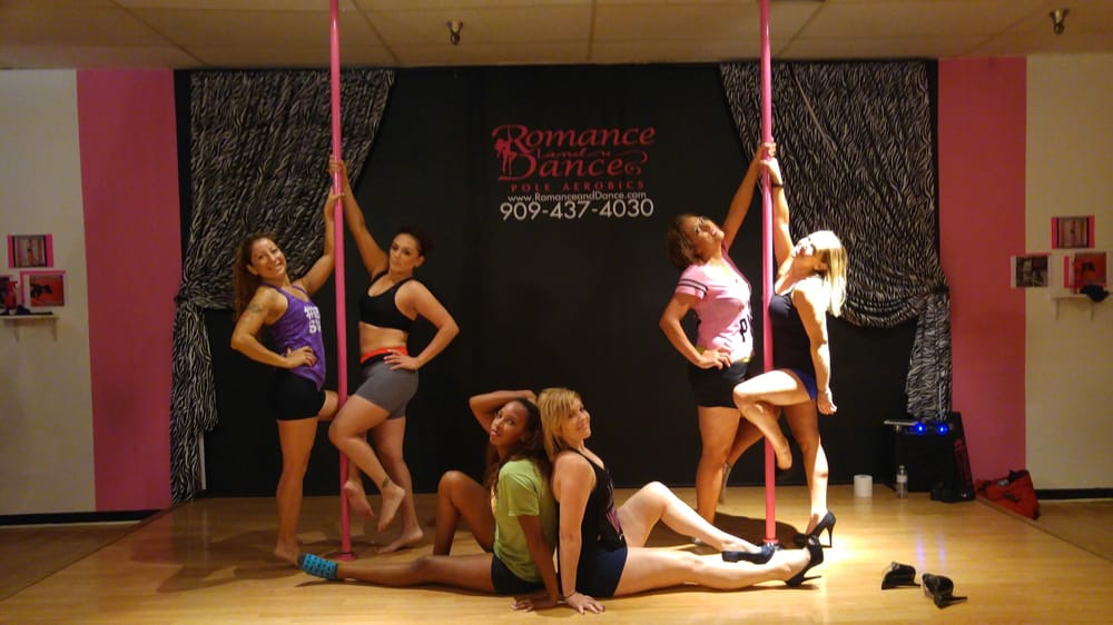 Romance and Dance Pole Aerobics - Rancho